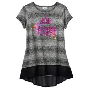 High Low Top for girls size 7/8